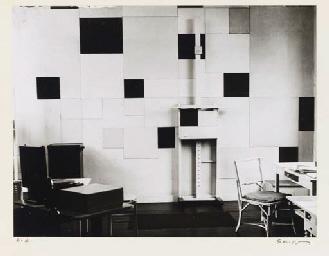 Piet Mondrian_Vue d'Atelier_1910_02