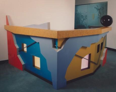 Memphis-desk